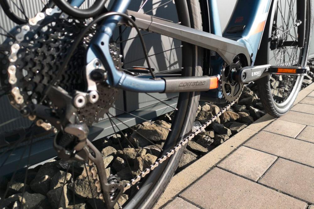 E-Bike Corratec E-Power Urban 28 CX6 10S Wave