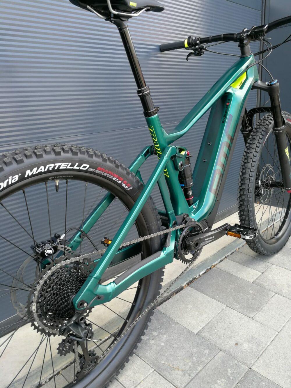 BMC - TRAILFOX AMP ONE Vorführrad